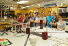 Norman Advanced Robotics -- Ranked 3rd in the World as of 2011.