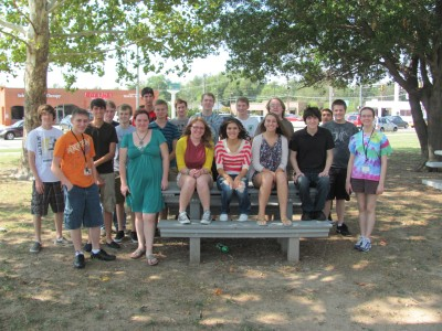 Physics August 2011 -- 3rd hour