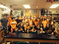 3rd hour Physics smiling: 2014