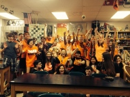 3rd hour Physics cheering: 2014