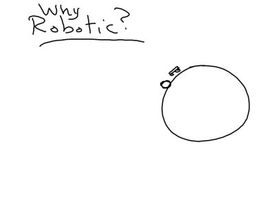 Why must interstellar or interplanetary missions have to be autonomous robots?