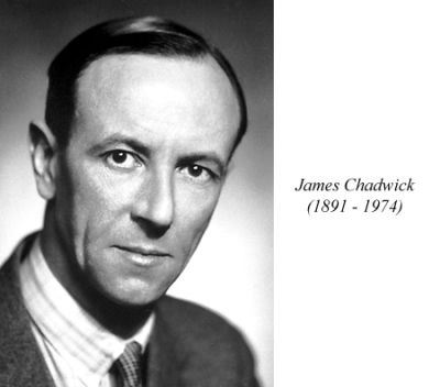 James Chadwick discovered the neutron in 1932 furthering our knowledge of where all this mass was hidden.