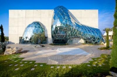 Slavador Dali Museum in St. Petersburg, Florida.