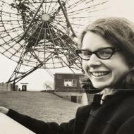 'Miss Jocelyn Bell', 1968