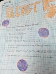 Isaiah Anthoney SP16 Packet 5 #1